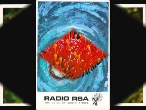 Radio RSA  Johannesburg  15.155 kHz.. (1973)