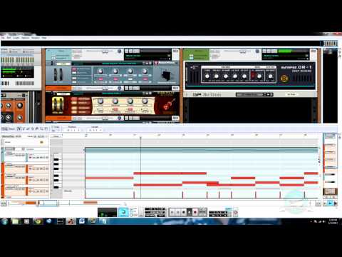 Varying sample sets and utterly destroying the ii-V-I, Designing Music Ep. 1.2.2.3