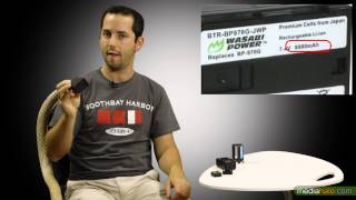 Review of Wasabi power Non-OEM batteries for your camera.