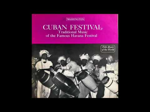 CUBAN FESTIVAL  TRADITIONAL MUSIC OF THE FAMOUS HAVANA FESTIVAL