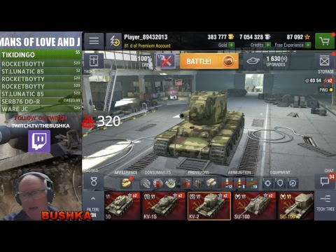 THE IS-7 LINE HUMANS TECH TREE STREAM