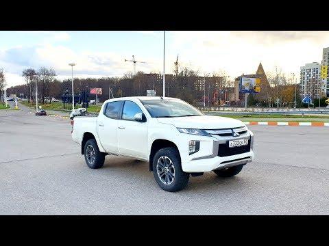 Купила пикап Mitsubishi L200 в Краснодаре