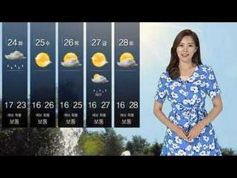 [날씨] 월요일까지 더위 계속…화요일 비오고 기온↓