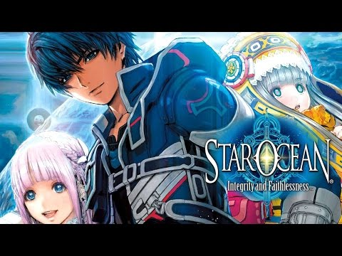 Star Ocean 5: Integrity and Faithlessness All Cutscenes (Gam