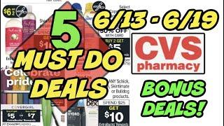 5 MUST DO CVS DEALS (6/3 – 6/19) | SUNSCREEN, COFFEE, RAZORS & Bonus Deals!!!
