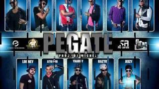Pegate - Yardy & Raztry Ft Varios Artistas