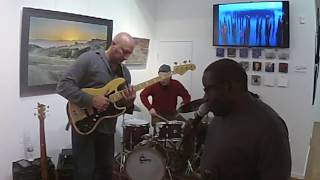 Brian Kastan-Bass, Miles Griffith-Vocals, Dave Berger-Drums--Avant Funk-Jazz-Metal