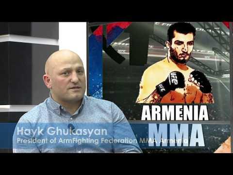 Armenia MMA Live with Hayk Ghukasyan