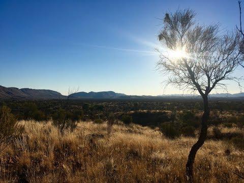 Larapinta trail 2017
