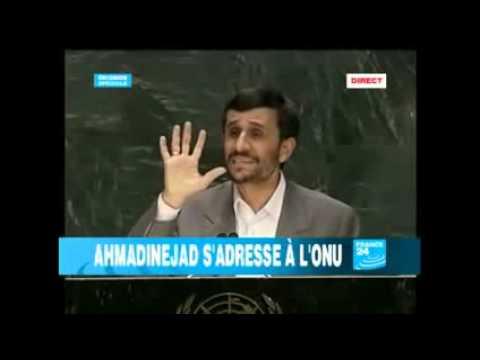 Mahmoud Ahmadinejad - ONU 2011 - HD