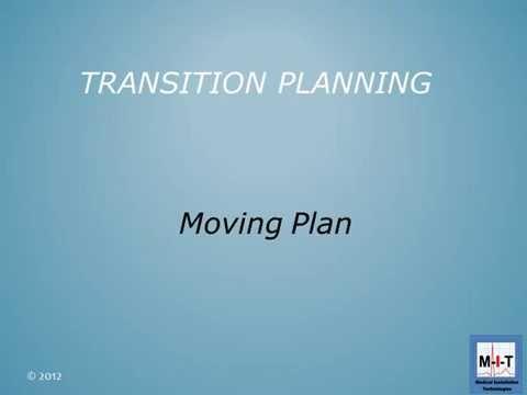 M I T General Hospital Move Plan