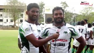 Sri Lanka Rugby - Debut Tuskers 2016
