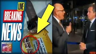 BREAKING: CNN Lied About Bomb…It Wasn't A Bomb At All – Here's What They Were Hiding