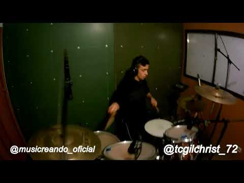 Stuck in the middle drumcover  By tomas cadavid