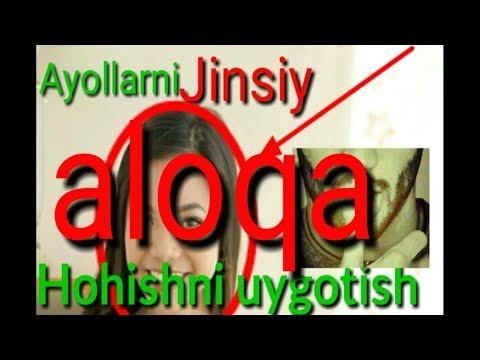 Ayollarni jinsiy Aloqaga kondirish