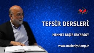 90. Ders - Tek Ders - Ali İmran Suresi / 189-191. Ayetler