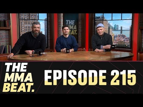 The MMA Beat Live - January 17, 2019