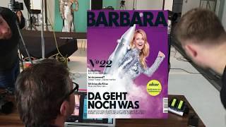 Barbara Schöneberger: Mit Volldampf ins neue Jahr!