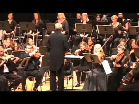 Corvallis-OSU Symphony Orchestra, Festive Overture