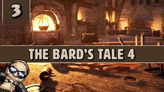 Let's Play The Bard's Tale IV: Barrows Deep - Part 3