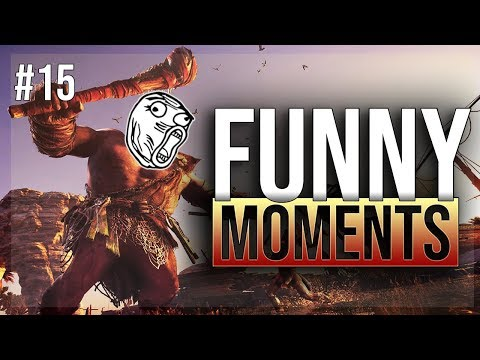ASSASSINS CREED ODYSSEY - funny twitch moments ep.15 thumbnail