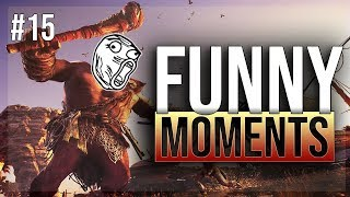 ASSASSINS CREED ODYSSEY - funny twitch moments ep.15