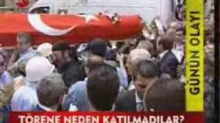 Törene Devlet neden katılmadı? Türkan Saylan'ın Cenaze Töreni