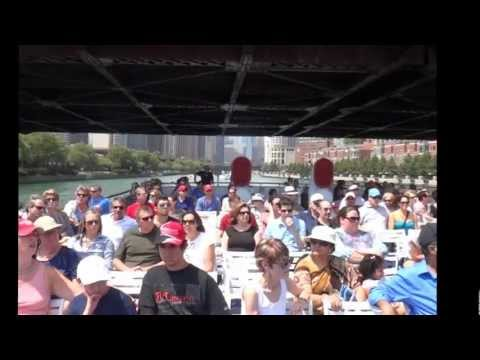 Architectural Cruise, Chicago River, Chicago