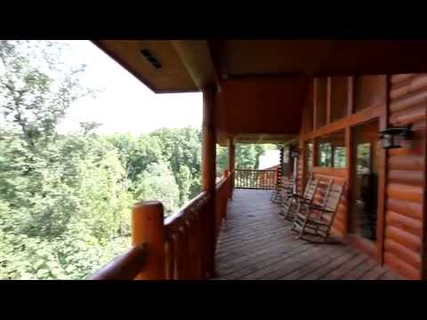 """lookout-point""-alpine-mountain-village-4-bedroom-log-cabin-near-dollywood---cabins-usa-2013"