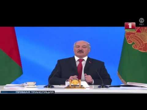 Большой разговор с Лукашенко 03.02.2017. Пропавшие политики, Дмитрий Завадский
