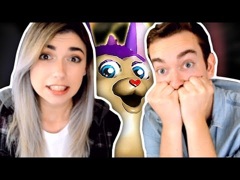 TRY TO SCARE SHUBBLE | Tattletail with Parker