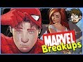 Heartbreaking Marvel Comics Breakups!