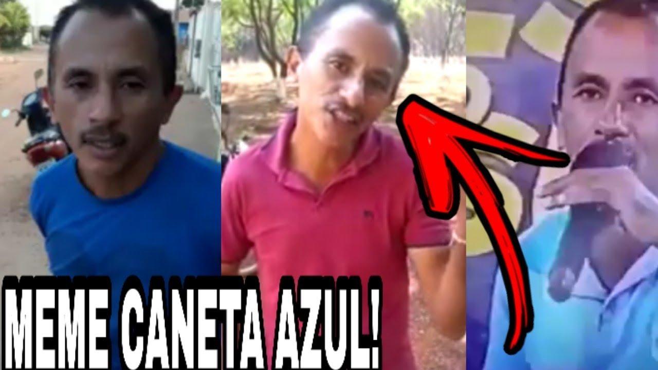 Meme da Caneta Azul! (MEME COMPLETO TODAS AS PARTES) {P E N}
