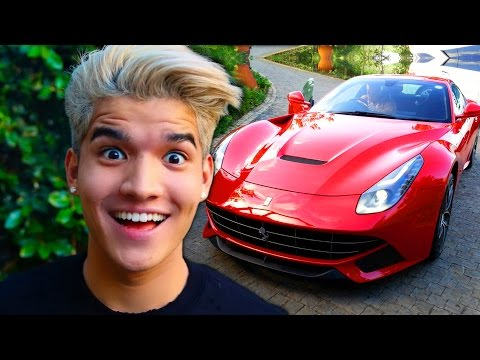 Thumbnail: Top 10 Youtubers WHO BOUGHT THEIR PARENTS THEIR DREAM CAR!