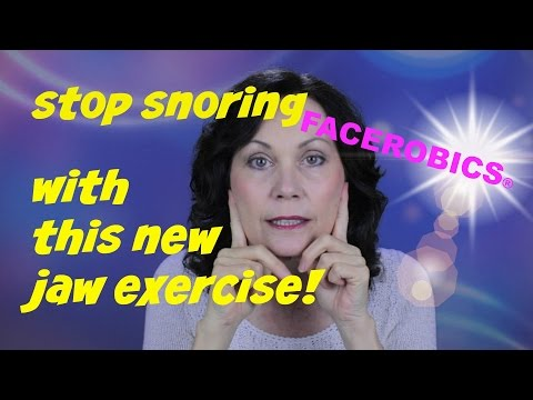 how to stop snoring permanently