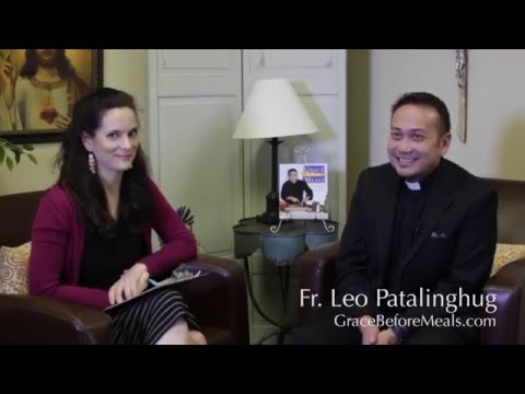 What About Communion Wafers and Celiac Disease? Q&A with Fr. Leo Patalinghug