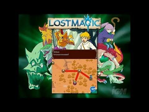 lost magic ds cheats