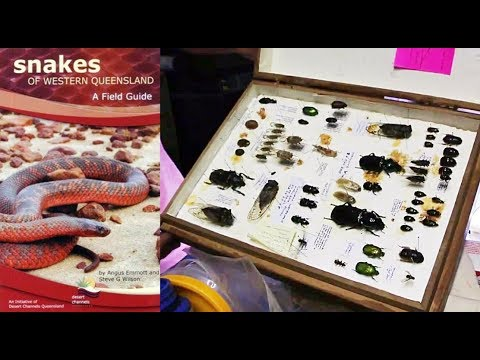 Outback Queensland's Biodiversity - Angus Emmott
