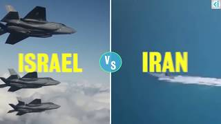 Israel V Iran  Military Strength Comparison