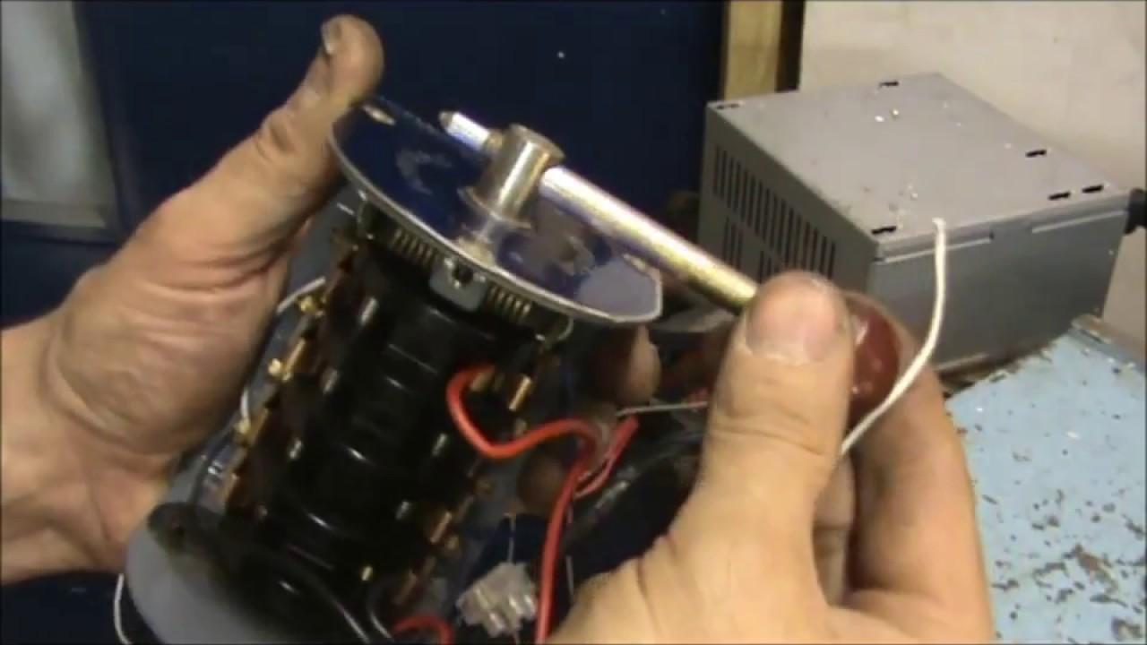 Dewhurst Reversing Switch 12v Dc