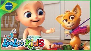 Hey, Diddle, Diddle - Canções Para Crianças LooLoo Kids Português