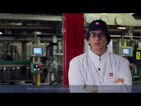 Predictive maintenance enables illy to optimise machine availability