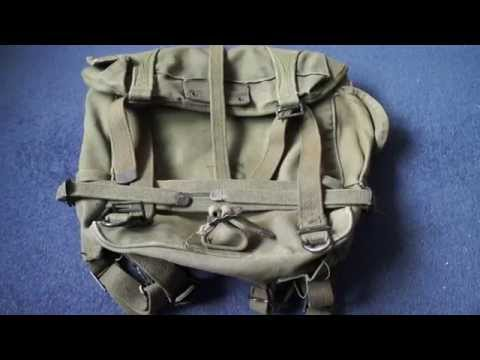 World War Two US M-1945 Combat Pack