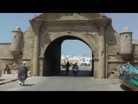 Essaouira Porte de la Marine, Morocco