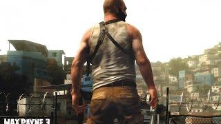 Max Payne 3 - Gameplay - PC 60 FPS