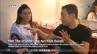 Yıldız Tilbe & Serdar Ortaç - Kral pop röportajı  (Havalı yarim klibi)