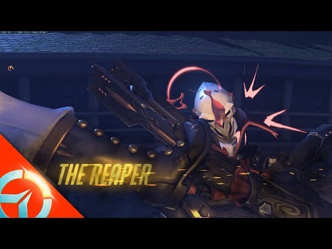 The Overwatch Halloween Photobomb Tradition Must Go On | Overwatch Junkensteins Revenge Gameplay