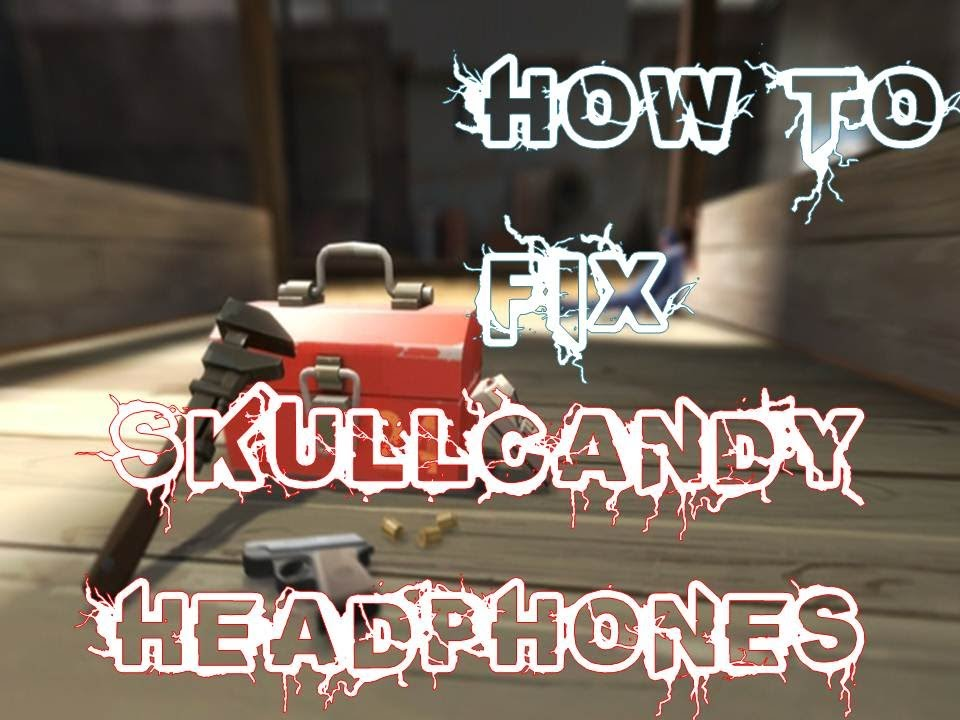 headphone wiring diagram for trailer plug with electric brakes how to fix skull candy headphones youtube