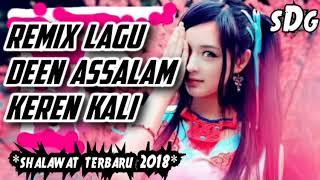 Download lagu DJ MALAM MINGGU BINTANG DJ DEEN ASSALAM BASSBEAT PAK REMIX 2018