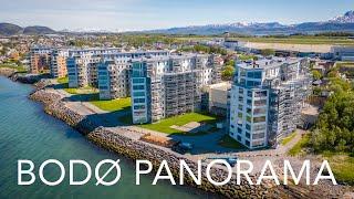 Bodø Panorama - Dronefilm for Østerås bygg